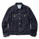 "★30%OFF★ CRIMIE デニムジャケット ""BORN FREE STRETCH SELVEDGE DENIM JACKET"" (Indigo)"