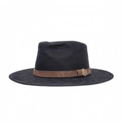 "★30%OFF★ BRIXTON ハット ""THORPE HAT"" (Black/Brown)"