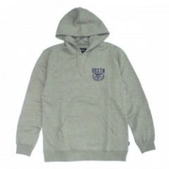 "BRIXTON パーカ ""ALLIANCE HOOD FLEECE"" (Cement)"