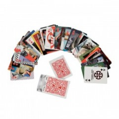"INDEPENDENT トランプカード ""HOLD'EM PLAYING CARDS"""