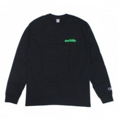 "seedleSs ""CHAMPION MINI COOP L/S TEE"" (Black)"