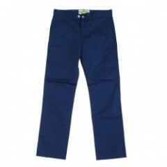 "seedleSs ワークパンツ ""SD LUCKIES SLIM PANT"" (Navy)"