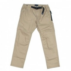 "ROARK REVIVAL x GRAMICCI パンツ ""TWILL ST NEW TRAVEL PANTS -REGULAR FIT"" (Khaki)"