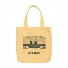 "AFENDS トートバッグ ""GOOD TIMES TOTE BAG"" (Mellow)"