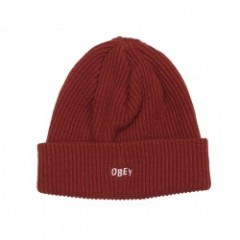 "OBEY ビーニー ""HANGMAN BEANIE"" (Picante)"