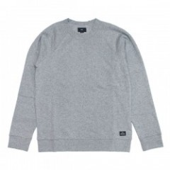 "OBEY クルースウェット ""LOFTY CREATURE COMFORT II CREWNECK"" (A.H.Gray)"