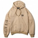 "Deviluse パーカ ""HEARTACHES PULLOVER HOODED"" (Sand)"
