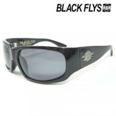 "BLACKFLYS ""SKATER FLY"" (S.Black/Smoke) JAY ADAMS"