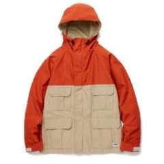 "★40%OFF★ RADIALL ""RED WOOD MOUNTAIN PARKA"" Orange"