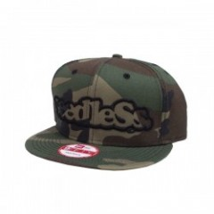 "seedleSs キャップ ""SD NEW ERA SNAP BACK"" Woodland Camo"