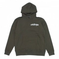 "redrope パーカ ""LOGO PULLOVER HOODIE"" (Olive)"