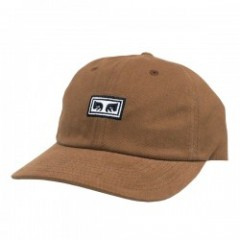"OBEY ""SUBVERSION 6 PANEL SNAPBACK CAP"" (B.Brown)"