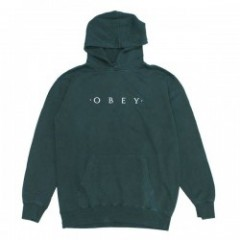 "OBEY パーカ ""NOVEL OBEY PULLOVER HOOD"" (Dusty Forest)"