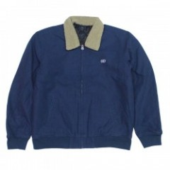 "OBEY ジャケット ""CLUBBER JACKET"" (Navy)"