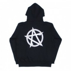 "★30%OFF★ AFFECTER パーカ ""BEFORE HOODIE"" (Black)"