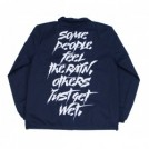 "AFFECTER コーチジャケット ""FEEL RAIN COACH JACKET"" (Navy)"