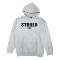 "SRH パーカ ""STONED HOODIE"" (Heather Gray)"