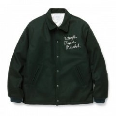 "RADIALL ジャケット ""DUB AWARD JACKET"" (Green)"