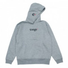 "range パーカ ""RG EMB HOODY SWEAT"" (H.Gray)"