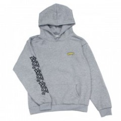 "Deviluse パーカ ""DVUS PULLOVER HOODED"" (Gray)"