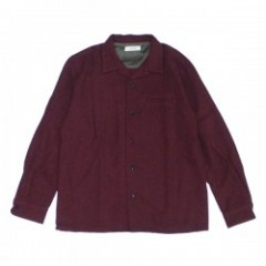 "★30%OFF★ RADIALL L/Sシャツ ""SWASTICA SHIRT"" (Red)"