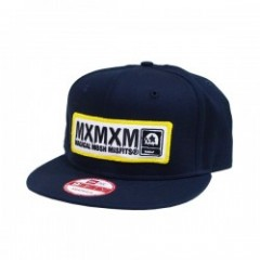 "MxMxM ""MxMxM WORK BB CAP"" (Navy)"