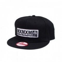 "MxMxM ""MxMxM WORK BB CAP"" (Black 1)"