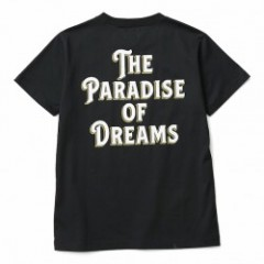 "CRIMIE Tシャツ ""PARADISE POCKET T-SHIRT"" (Black)"