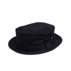 "seedleSs ハット ""SD POKE PIE HAT"" (Black)"