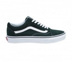 "VANS ""OLD SKOOL"" (Scarab/True White)"