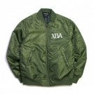 "AFFECTER ジャケット ""XLV MA-1 JACKET"" (Army)"