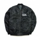 "AFFECTER ジャケット ""XLV MA-1 JACKET"" (Black)"