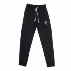 "Deviluse スウェットパンツ ""KOJI MODEL SWEAT PANTS"" (Black)"