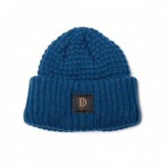 "Deviluse ビーニー ""D ROLL BEANIE"" (Blue)"