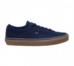 "VANS ""LAMPIN"" (SUEDE) Dress Blues/Gum"