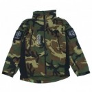"seedleSs ジャケット ""SD TECHNICAL EMBLEM JKT"" (Camo)"