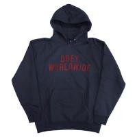 "★30%OFF★ OBEY パーカ ""DELANCY PULLOVER PARKA"" (Navy)"