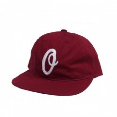 "OBEY キャップ ""BUNT 6 PANEL CAP"" (Wine)"