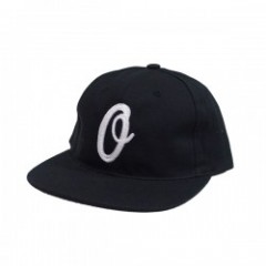 "OBEY キャップ ""BUNT 6 PANEL CAP"" (Black)"