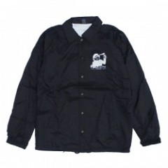 "OBEY コーチジャケット ""OBEY YOUTH COACHES JACKET"" (Black)"