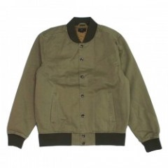 "OBEY ジャケット ""LINESMAN JACKET"" (Army)"