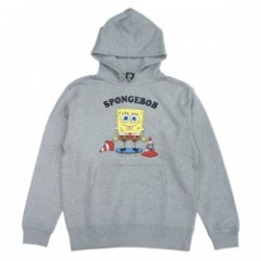 "SPONGEBOB x MxMxM ""SKATE FOR FUN PARKA"" (Gray)"