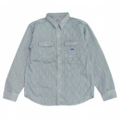 "★30%OFF★ RADIALL キルティングシャツ ""T.N. QUILTED SHIRT"""