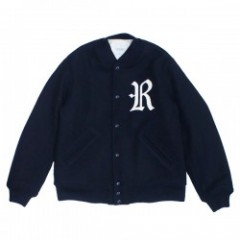 "★30%OFF★RADIALL スタジャン ""CHEECH'S AWARD JACKET"" Navy"