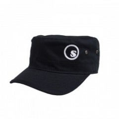 "seedleSs ワークキャップ ""SD WORK CAP"" (Black)"