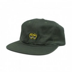 "KROOKED キャップ ""KR EYES EMB STRAPBACK CAP"" (D.Army)"