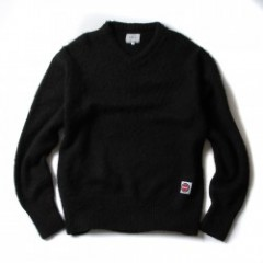 "★30%OFF★ FUCT セーター ""SSDD MOHAIR V NECK SWEATER"""