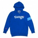 "★30%OFF★ range ジップパーカ ""RANGE COLOR COMBINATION ZIP HOODY"" (Blue)"