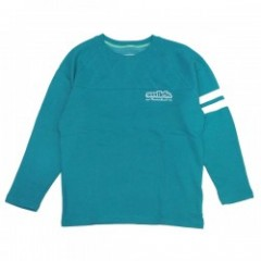 "seedleSs ""SD CROSS STITCH CREW SWEAT"" (Stoned Grn)"