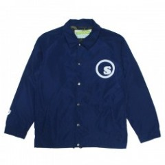 "seedleSs ""SD PREMIUM ORIGINAL COACHES JKT"" (Navy)"